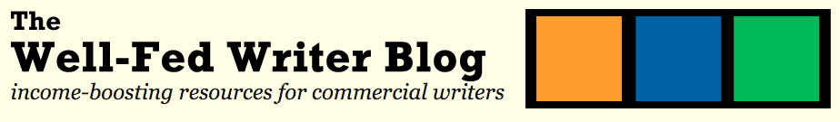 The Well-Fed Writer Blog